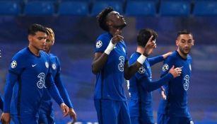 Chelsea superó al Rennes