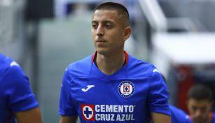 Piojo Alvarado, jugador de Cruz Azul
