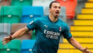 Milan: Zlatan Ibrahimovic fue nombrado el mejor jugador del mes de octubre en la Serie A