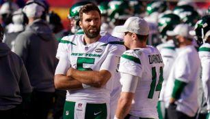 New York Jets en su partido más reciente