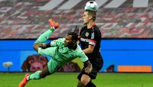 Video: Valentino Lazaro marcó golazo con el Borussia Mönchengladbach