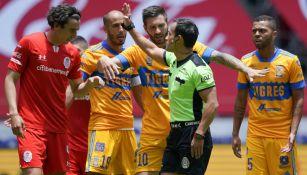 Repechaje: Tigres y Toluca se medirán por el pase a los Cuartos de Final