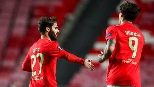 Benfica en partido