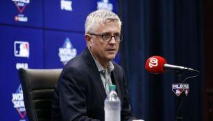 Jeff Luhnow, exgerente del los Astros