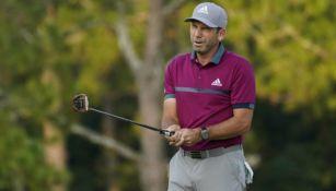 Sergio García causa baja en el Masters de Augusta por Coronavirus