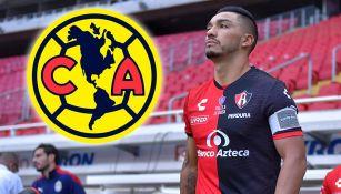 América: Lorenzo Reyes interesa a las Águilas y harían cambio por Renato Ibarra