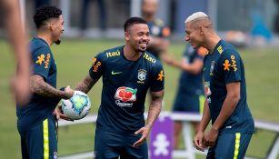 Gabriel Jesús: 'Brasil ya mostró que puede jugar y vencer sin Neymar'