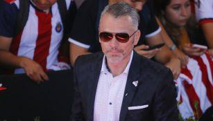 José Luis Higuera: 'En Chivas vi jugadores doble cara'
