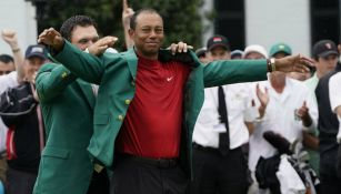 Tiger Woods compartió comida mexicana previo al torneo Masters