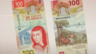 Detalles del nuevo billete de cien pesos