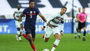 Acciones entre Francia y Portugal
