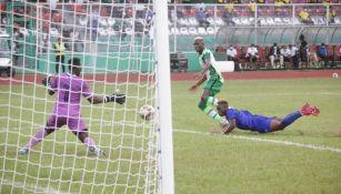Nigeria y Sierra Leona empataron 4-4