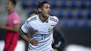 Selección Mexicana: Uriel Antuna prioriza el bien grupal sobre el personal