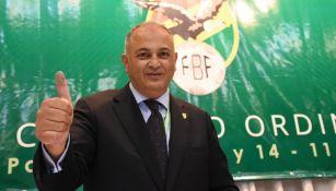 Fernando Costa, nuevo Presidente de la FBF