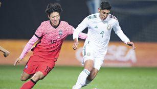 Edson Álvarez en la Selección Mexicana
