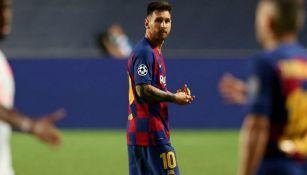 Luis Figo sobre Messi y Barcelona: 'Si no quieres estar en un sitio, no hay nada que te retenga'