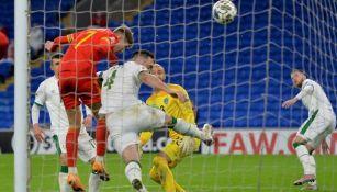 Gales derrotó a Irlanda por la mínima