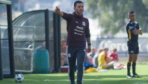 Selección Mexicana: Jaime Lozano confía en disputar el Preolímpico en México