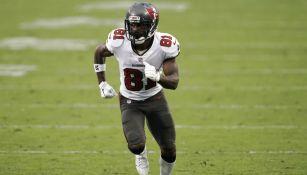 NFL: Antonio Brown acusado de realizar destrozos antes de firmar con Tampa Bay