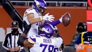 Vikings derrotó a Chicago