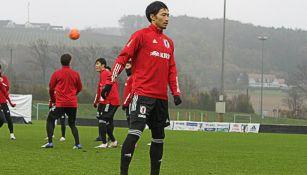 Selección Mexicana: Japón no presentó casos positivos de Covid-19