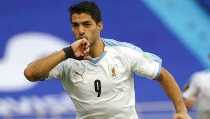 Selección Uruguay: Luis Suárez entre los positivos de Covid-19 de la celeste