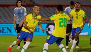 Qatar 2022: Brasil hiló cuarto triunfo en eliminatorias a costa de Uruguay