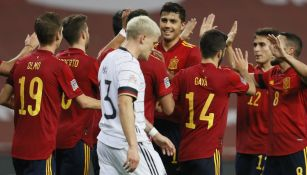 Nations League: España propinó histórica goleada a Alemania
