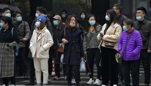 La población de China  en la realidad del coronavirus