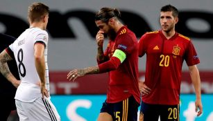 Real Madrid: Sergio Ramos encendió las alarmas tras lesionarse con España