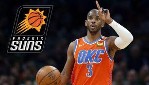 NBA: Phoenix Suns contrataría a Chris Paul