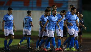Liga de Expansión: Cancún FC vs Celaya sufrió retraso de una hora por fallas eléctricas