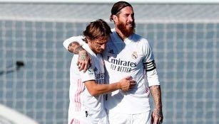 Real Madrid: Sergio Ramos se perderá mínimo tres juegos por lesión