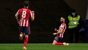 Barcelona: Diego Simeone venció por primera vez a los culés en Liga con el Atlético de Madrid