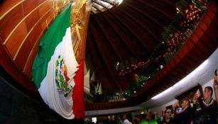 Instalaciones de la Basílica de Guadalupe