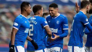 Rangers mantiene el invicto en Liga y Europa
