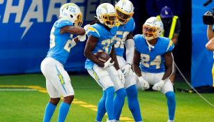 Chargers derrotaron  a Jets