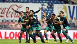 Puebla doblegó a Monterrey en penales