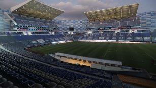 El estadio Cuauhtémoc podría recibir aficionados