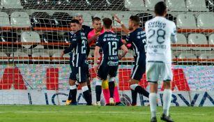 Julio González a Pocho Guzmán antes del penalti: 'Lo vas a fallar'