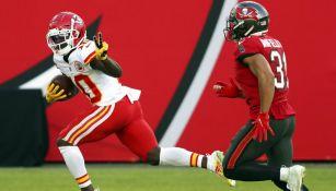 NFL: Kansas City derrotó a Tampa Bay con actuación destacada de Tyreek Hill