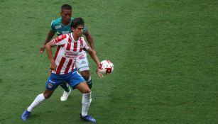 Chivas y León jugaron en la Jornada 1 del Guardianes 2020