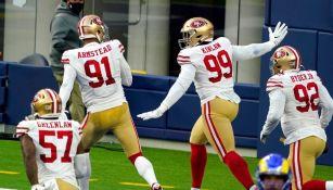 49ers se llevó la victoria ante Rams