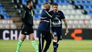 Andrés Lillini: 'Los jugadores me trajeron hasta acá, ahora que no me abandonen'