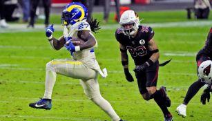 NFL: Rams venció a Cardinals y se mete en la pelea por el título Divisional