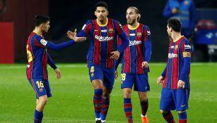 Barcelona: Igualó con el Valencia y se aleja de los primeros puestos