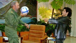 Exmédico de Maradona: 'Diego intentó suicidarse en Cuba'