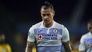 Milton Caraglio, jugador de Cruz Azul