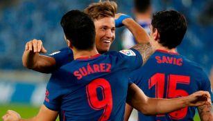 Atlético de Madrid: Afianzó su liderato con victoria ante Real Sociedad