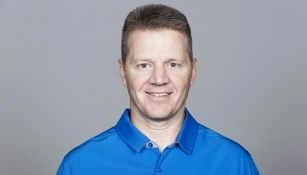 Darrell Bevell, coach interino de los Lions